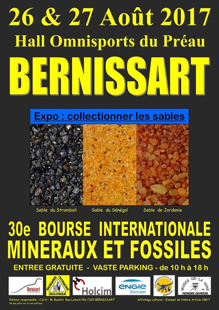 Bernissart 2017